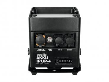 Eurolite AKKU IP UP-4 QCL Spot QuickDMX
