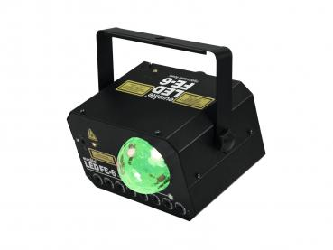 Eurolite LED FE-6 Hybrid Laserflower