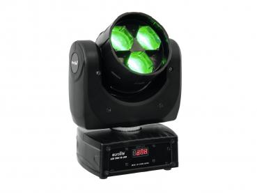 Eurolite Set 2x LED TMH FE-300 Beam/Flowereffekt + Case