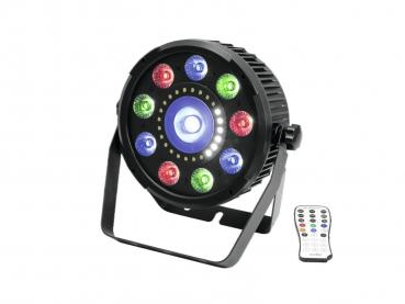 Eurolite  Set 4x LED SLS-9 Hybrid HCL + Soft-Bag