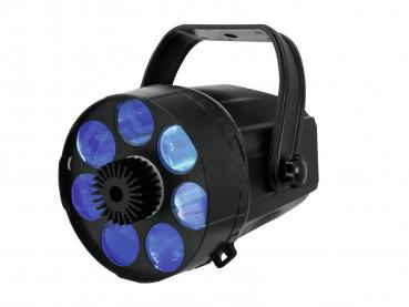 Eurolite LED Mini FE-3 Flower 6x3W RGBAWP