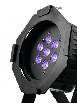 Eurolite LED ML-30 UV 7x1W 12° FB