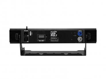 LED PIX-7 Hybrid back