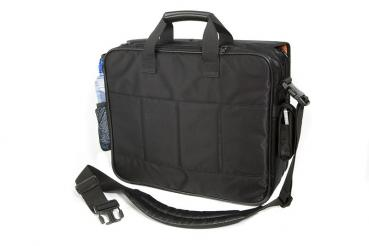 "UDG CourierBag Deluxe 17"" Black, Orange inside (U9490BL/OR)"