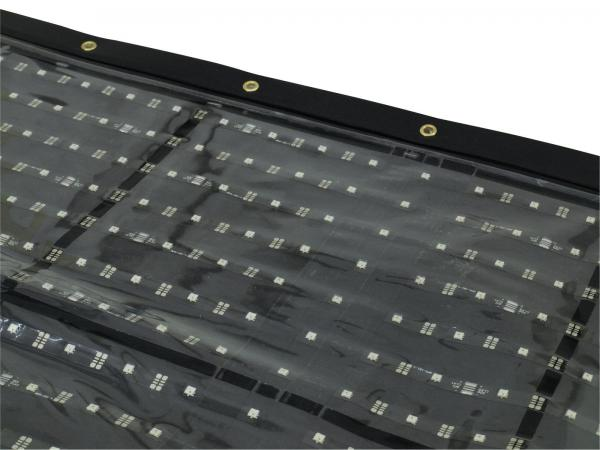 Eurolite Set DF-40 LED-Display 92x92 + Kontrollsystem