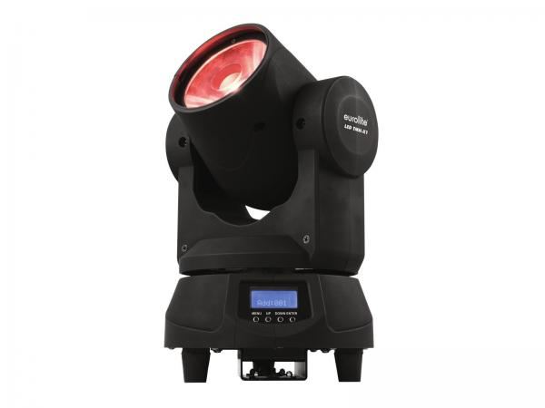 LED TMH-X1 Moving-Head Beam side