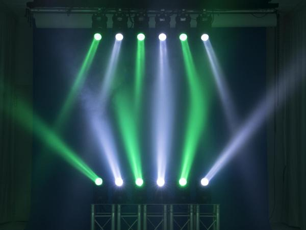 LED TMH-X1 Moving-Head Beam fx2